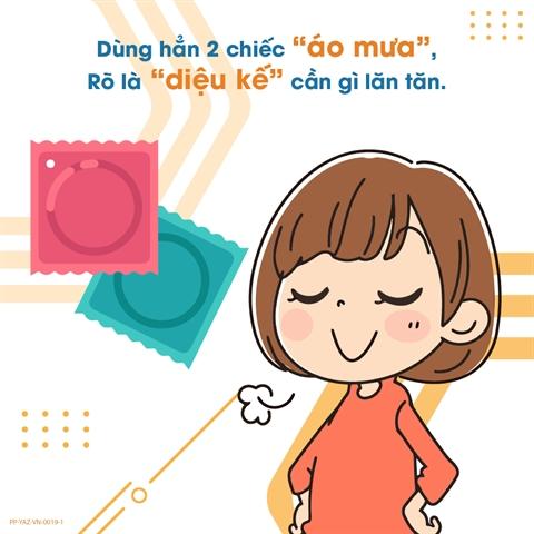 """5 bien phap tranh thai """"tuong"""" an toan nhung de lam hoi chi em dieu dung """"khong tuong"""""""